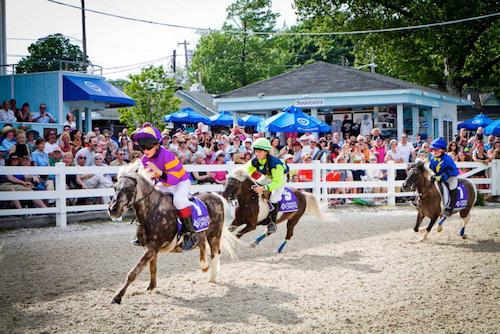Washington International Horse Show - Puissance/Military Night at Capital One Arena