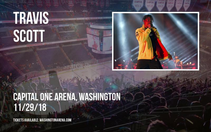Travis Scott at Capital One Arena