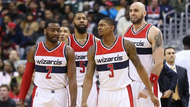 NBA Preseason: Washington Wizards vs. Guangzhou Long-Lions at Capital One Arena