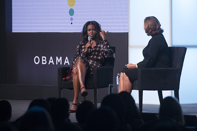 A Conversation With Michelle Obama at Capital One Arena