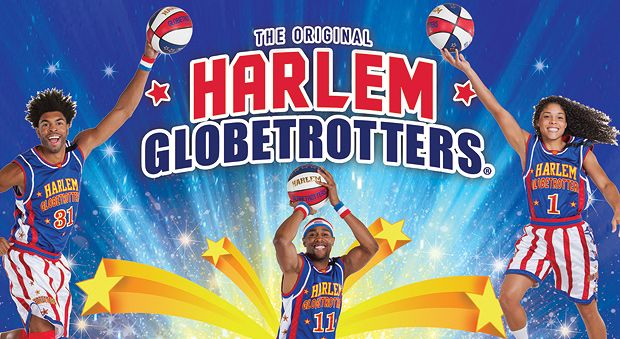 The Harlem Globetrotters at Capital One Arena