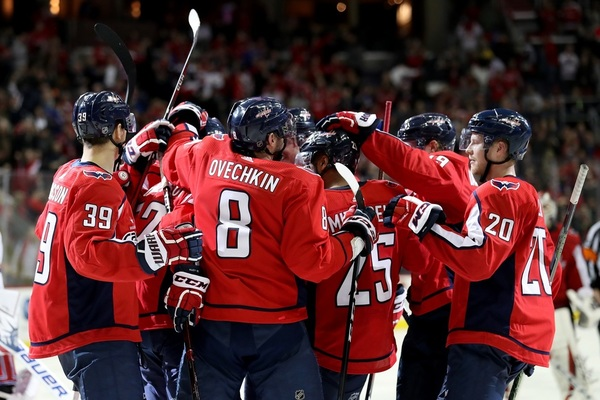 NHL Preseason: Washington Capitals vs. Boston Bruins at Capital One Arena