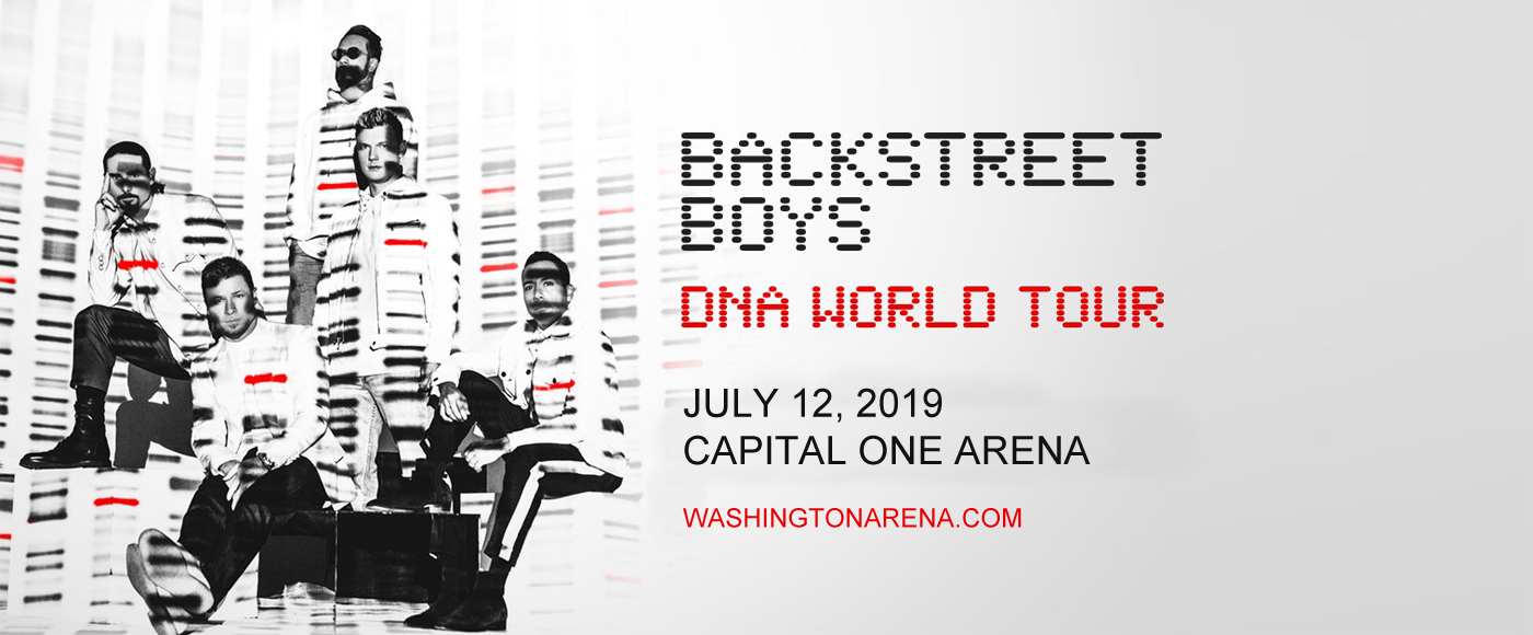 Backstreet Boys at Capital One Arena