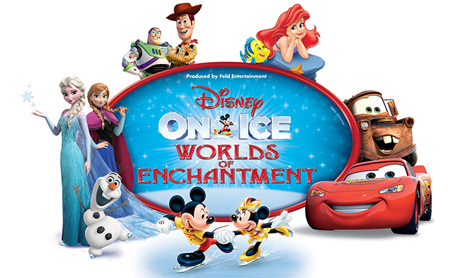Disney On Ice: Worlds of Enchantment at Capital One Arena