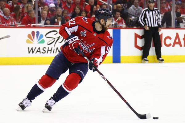 NHL Eastern Conference First Round: Washington Capitals vs. TBD - Home Game 4 (Date: TBD - If Necessary) at Capital One Arena