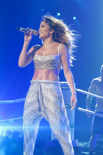 Jennifer Lopez at Capital One Arena