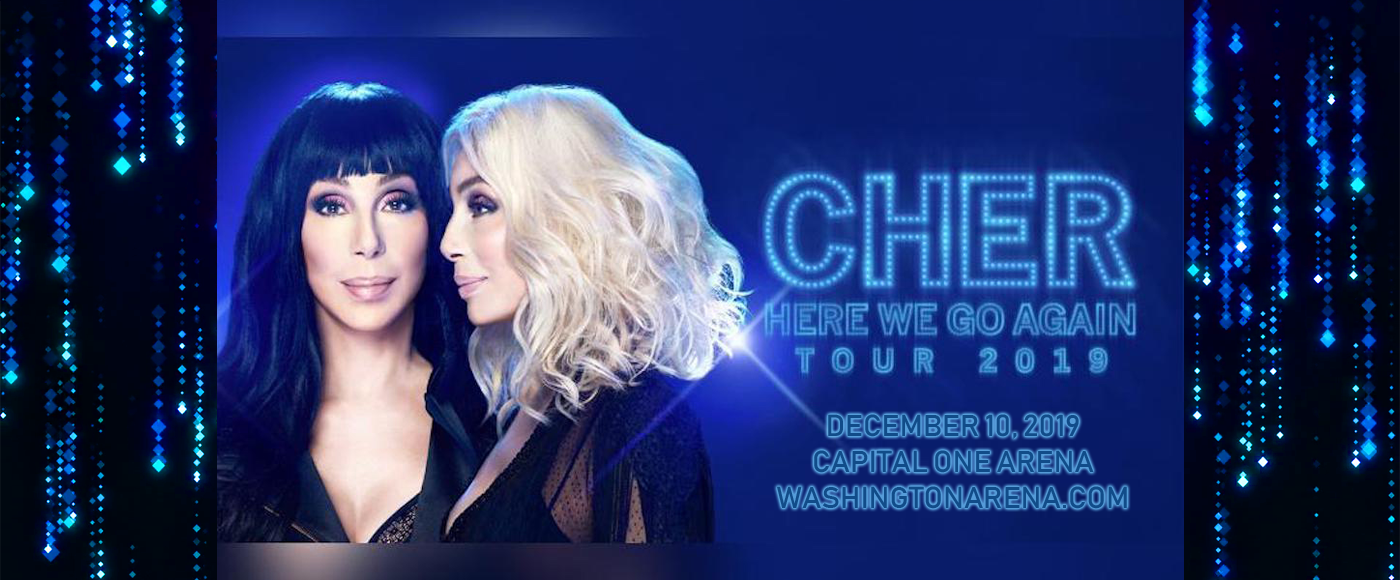 Cher at Capital One Arena