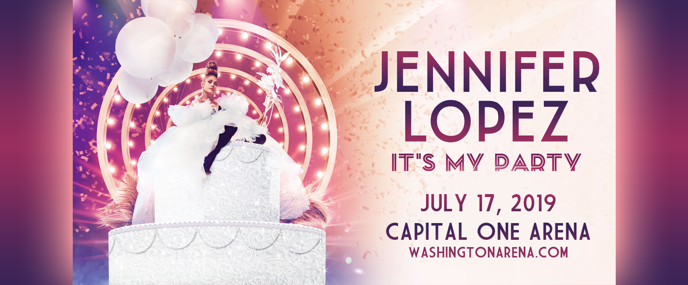 Jennifer Lopez at Capital One Arena
