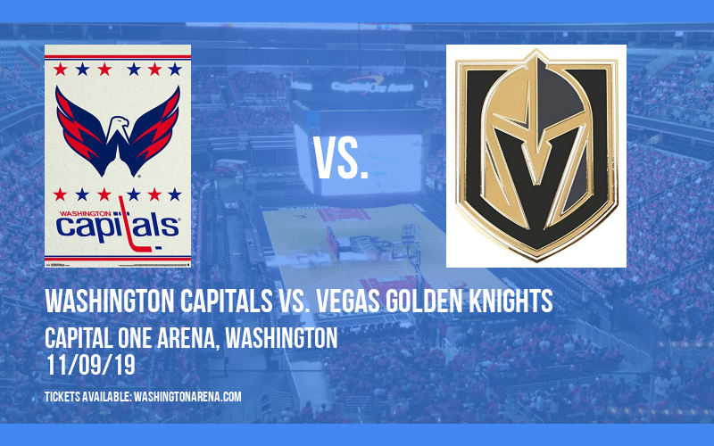 Washington Capitals vs. Vegas Golden Knights at Capital One Arena