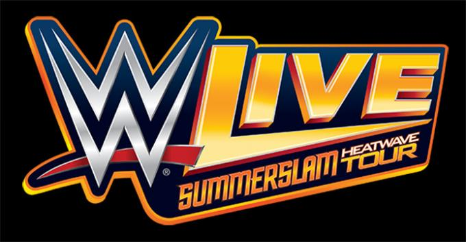 WWE Live: Summerslam Heatwave Tour at Capital One Arena