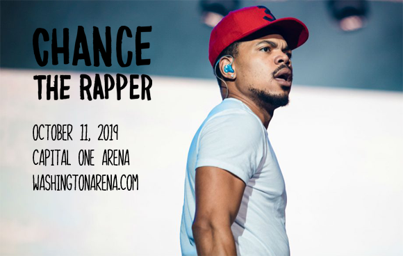 Chance The Rapper at Capital One Arena