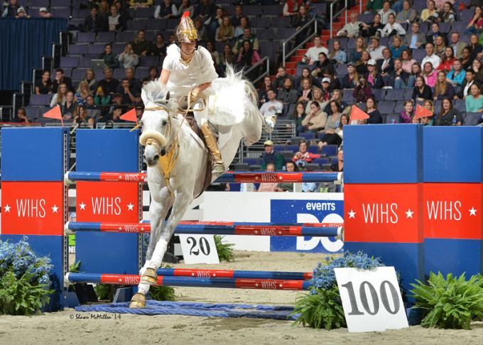 Washington International Horse Show - Accumulator, Barn Night at Capital One Arena