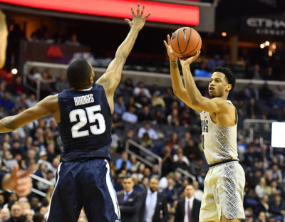 Georgetown Hoyas vs. North Carolina Greensboro Spartans at Capital One Arena