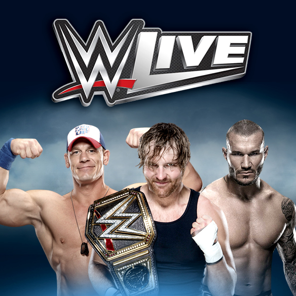 WWE: Live at Capital One Arena