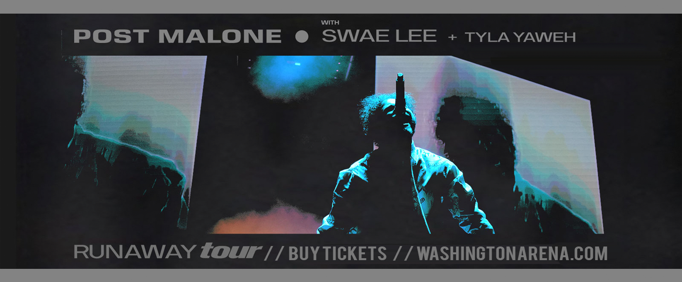 Post Malone at Capital One Arena
