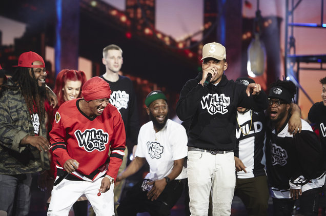 Wild n Out at Capital One Arena