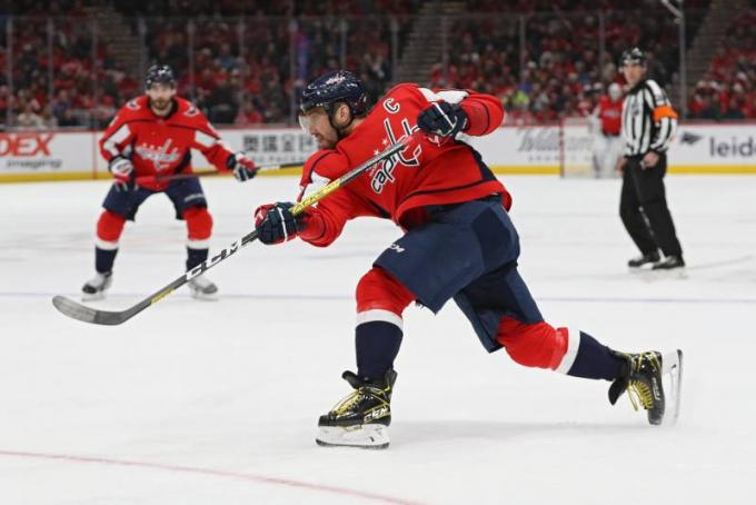 NHL Eastern Conference First Round: Washington Capitals vs. TBD - Home Game 1 (Date: TBD - If Necessary) at Capital One Arena