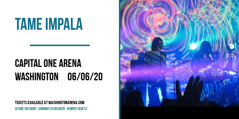 Tame Impala [POSTPONED] at Capital One Arena