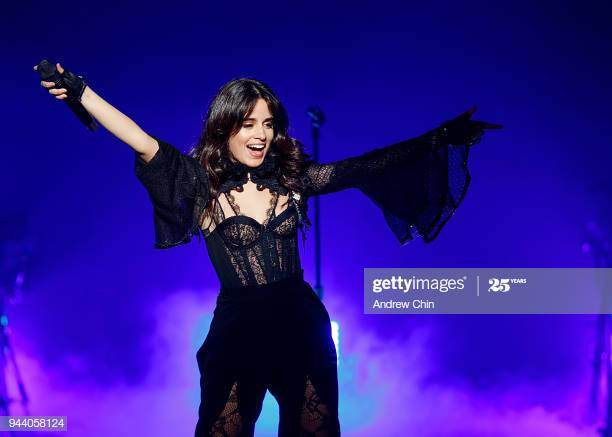 Camila Cabello at Capital One Arena
