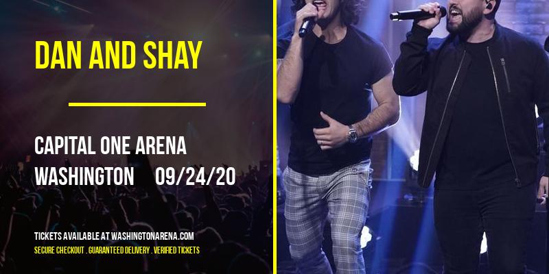 Dan And Shay [POSTPONED] at Capital One Arena