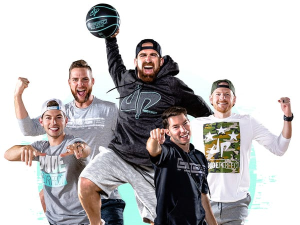 Dude Perfect at Capital One Arena