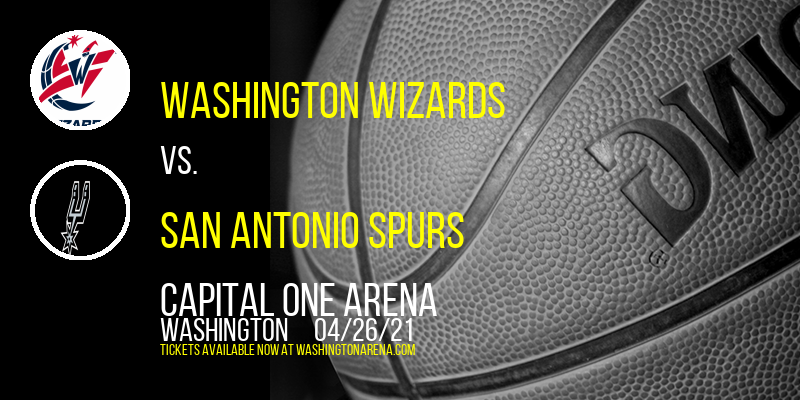 Washington Wizards vs. San Antonio Spurs [CANCELLED] at Capital One Arena