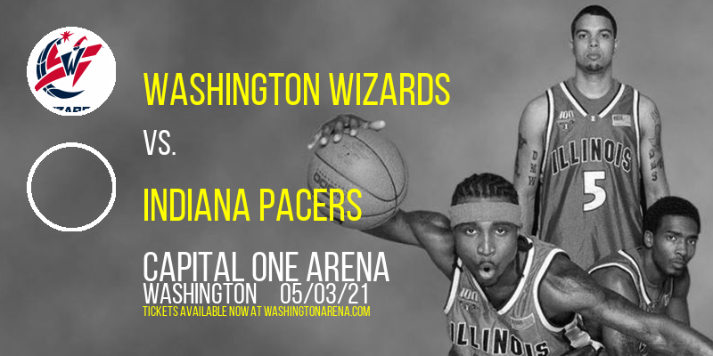 Washington Wizards vs. Indiana Pacers [CANCELLED] at Capital One Arena