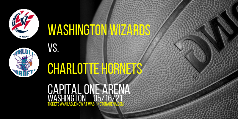 Washington Wizards vs. Charlotte Hornets [CANCELLED] at Capital One Arena