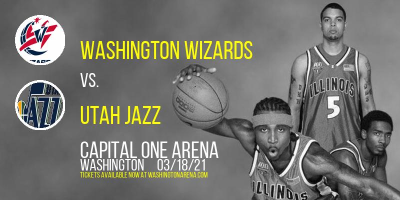 Washington Wizards vs. Utah Jazz [CANCELLED] at Capital One Arena