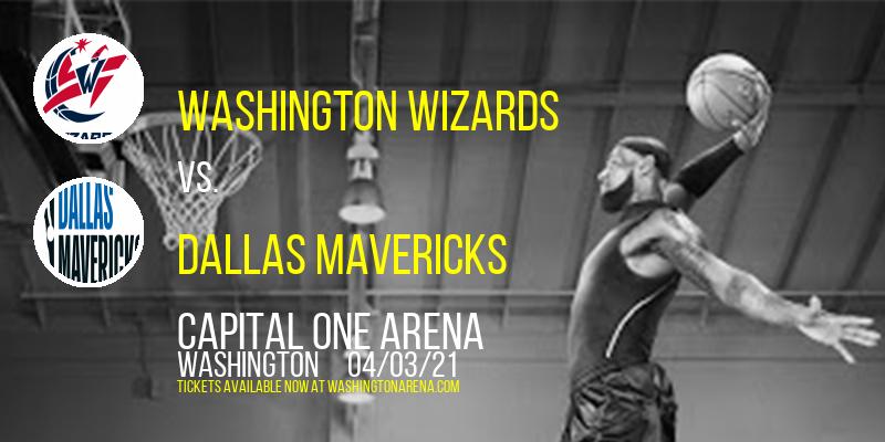 Washington Wizards vs. Dallas Mavericks [CANCELLED] at Capital One Arena