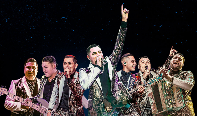 Grupo Firme at Capital One Arena