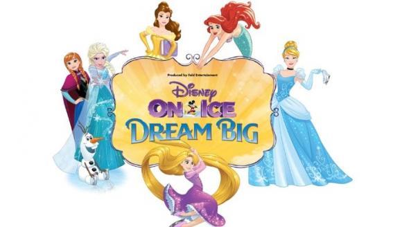 Disney On Ice: Dream Big at Verizon Center