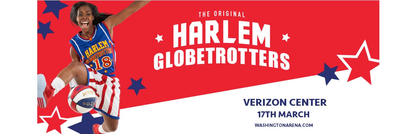 The Harlem Globetrotters at Verizon Center