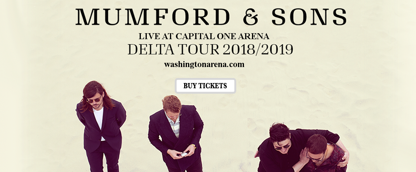 Mumford and Sons at Capital One Arena