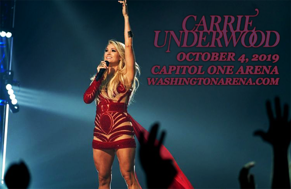 Carrie Underwood, Maddie and Tae & Runaway June at Capital One Arena