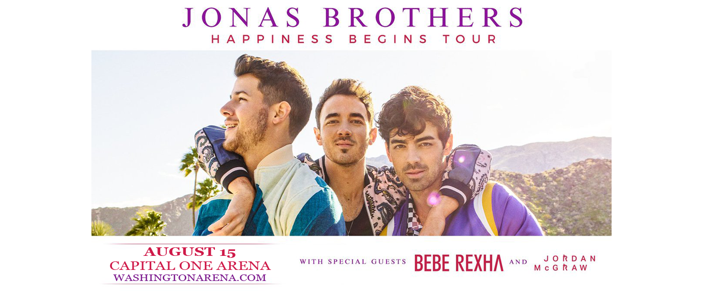 Jonas Brothers at Capital One Arena