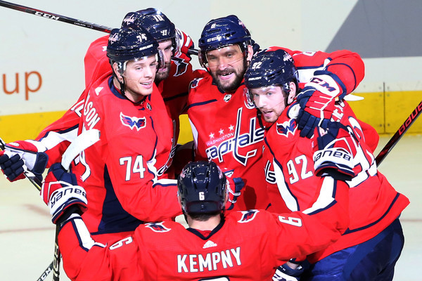 NHL Preseason: Washington Capitals vs. Chicago Blackhawks at Capital One Arena