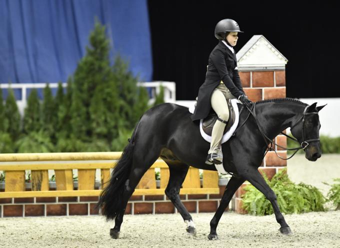Washington International Horse Show - WIHS Pony Equitation at Capital One Arena