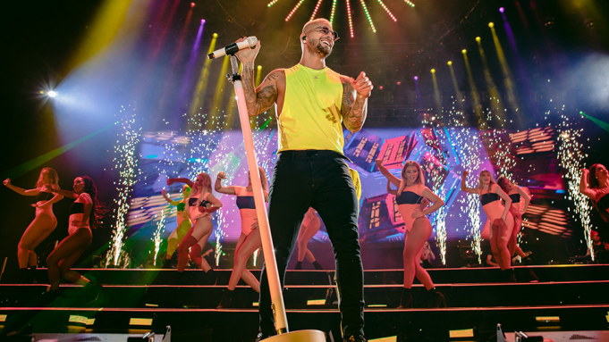 Maluma at Capital One Arena