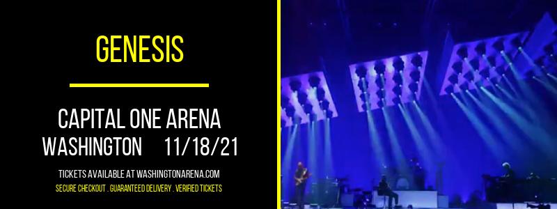 Genesis at Capital One Arena