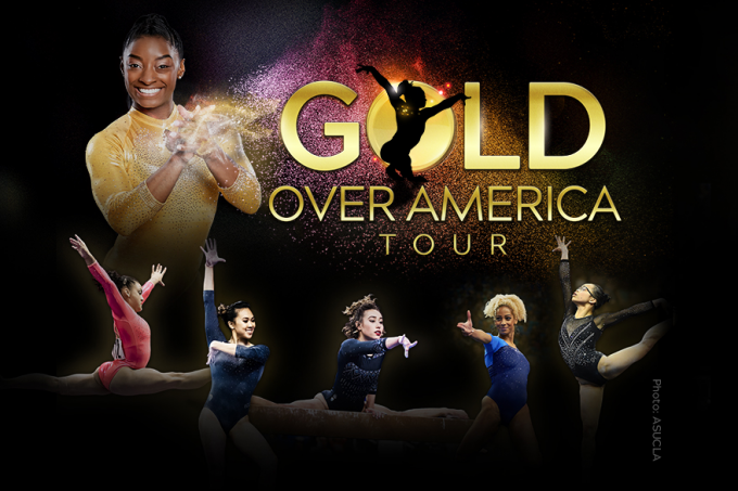 Gold Over America Tour: Simone Biles at Capital One Arena