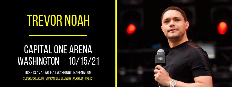 Trevor Noah at Capital One Arena